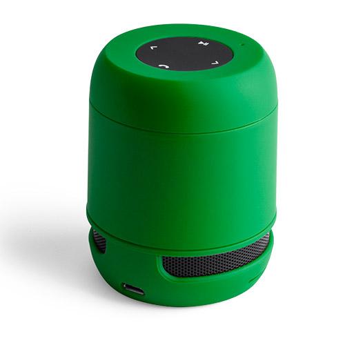 Altavoz verde