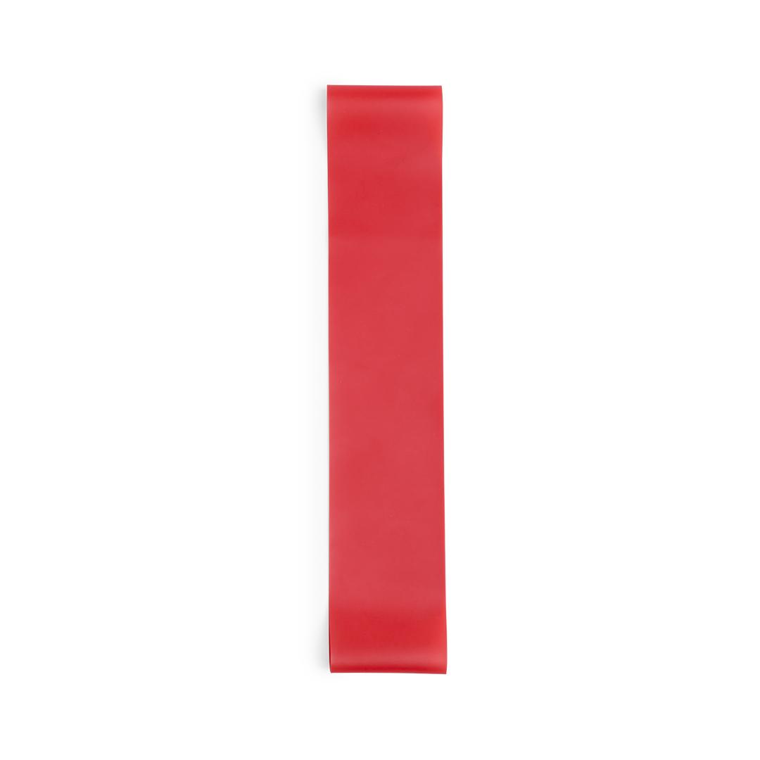 banda elástica roja